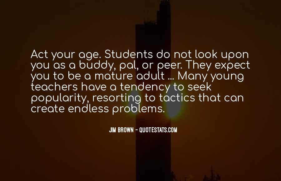 Quotes About Peer Teaching #672010