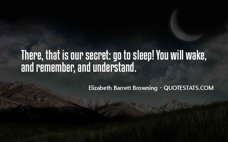Quotes About Letting Sleeping Dogs Lie #1619420