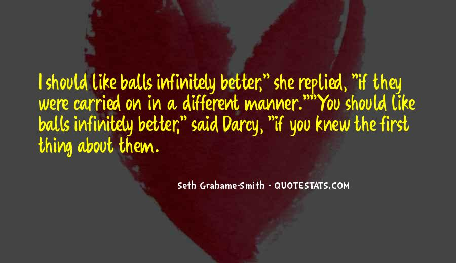 Quotes About Darcy #149890