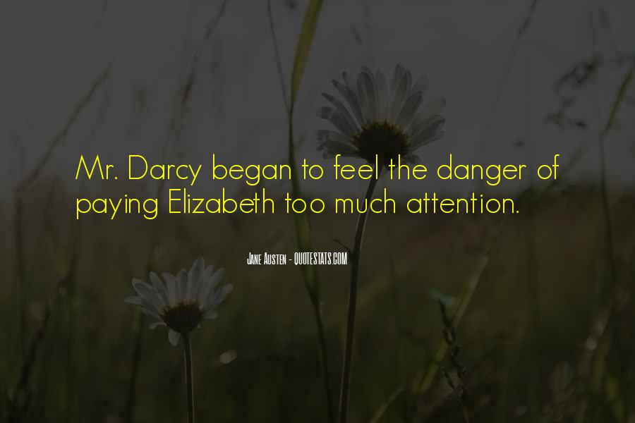 Quotes About Darcy #498152