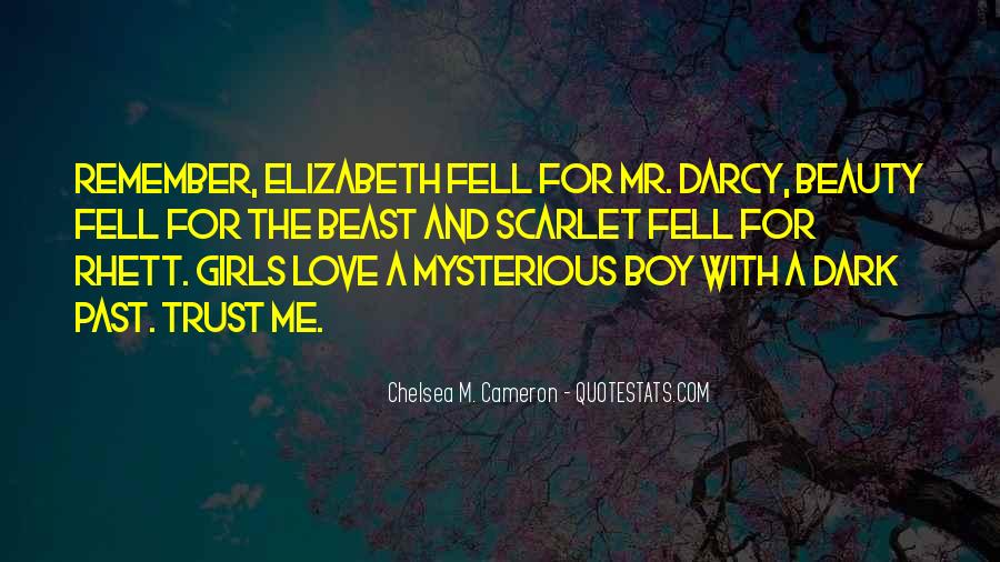 Quotes About Darcy #676952