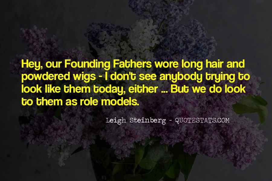 Quotes About Wigs #772094