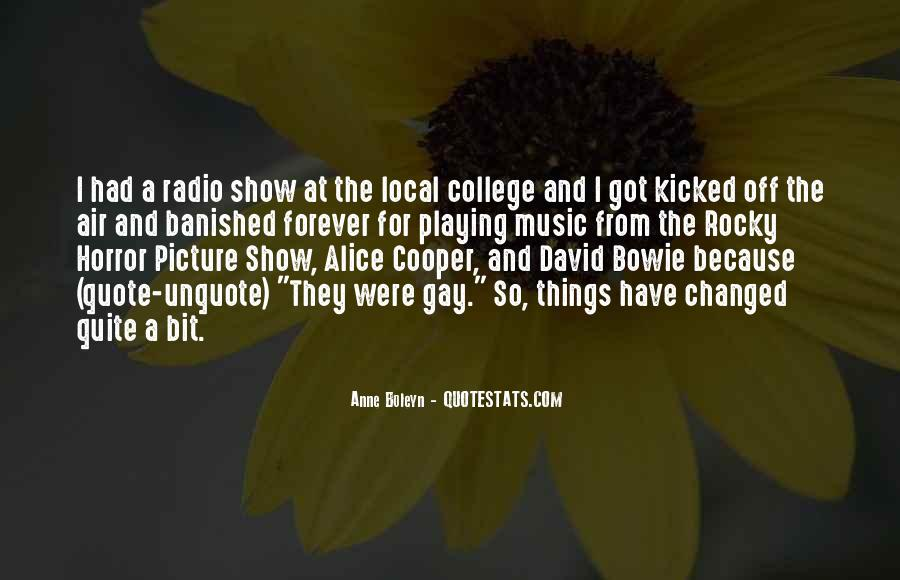 Quotes About Local Music #165473