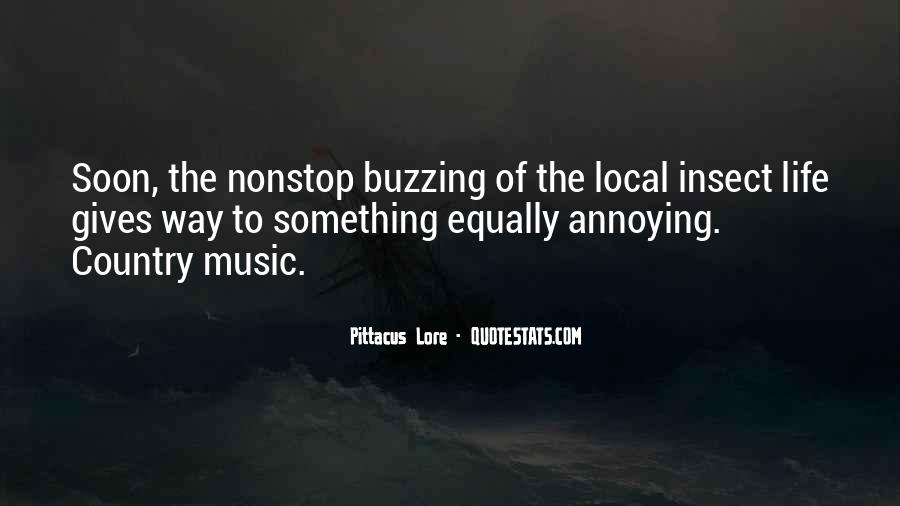 Quotes About Local Music #1879117