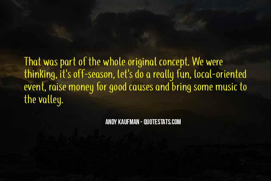 Quotes About Local Music #416412