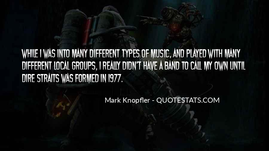 Quotes About Local Music #806413