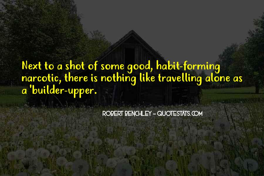 Quotes About Travelling Alone #883439