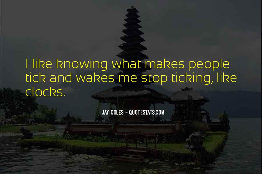 Quotes About Not Knowing When To Stop #1312151