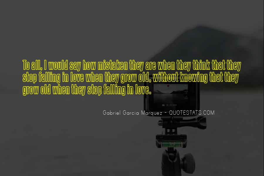 Quotes About Not Knowing When To Stop #1328971