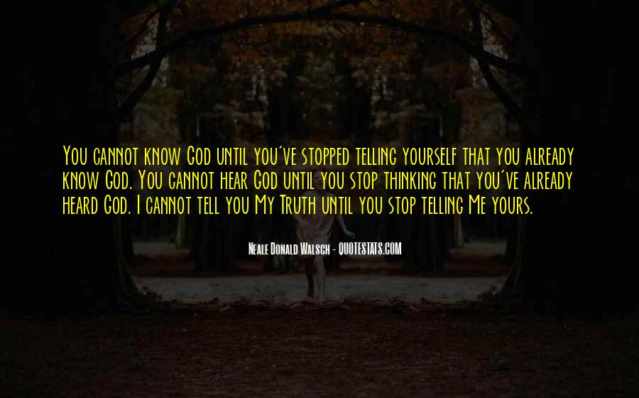 Quotes About Not Knowing When To Stop #1566139