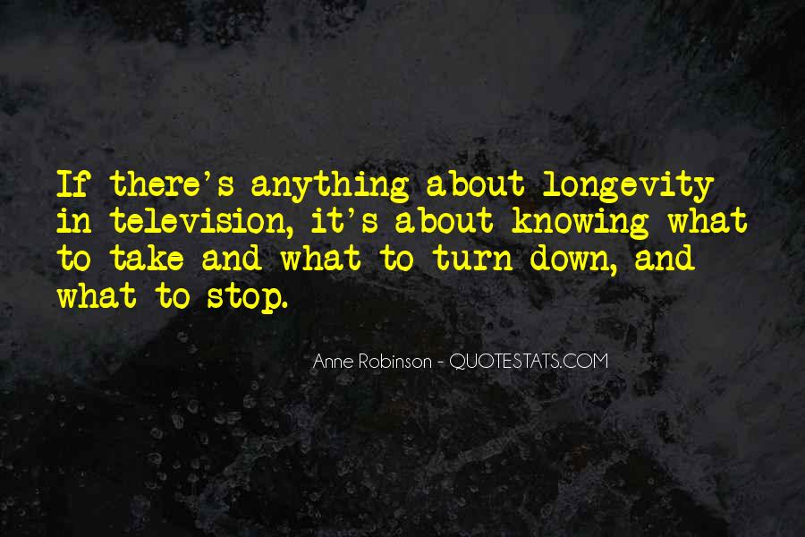 Quotes About Not Knowing When To Stop #1589725