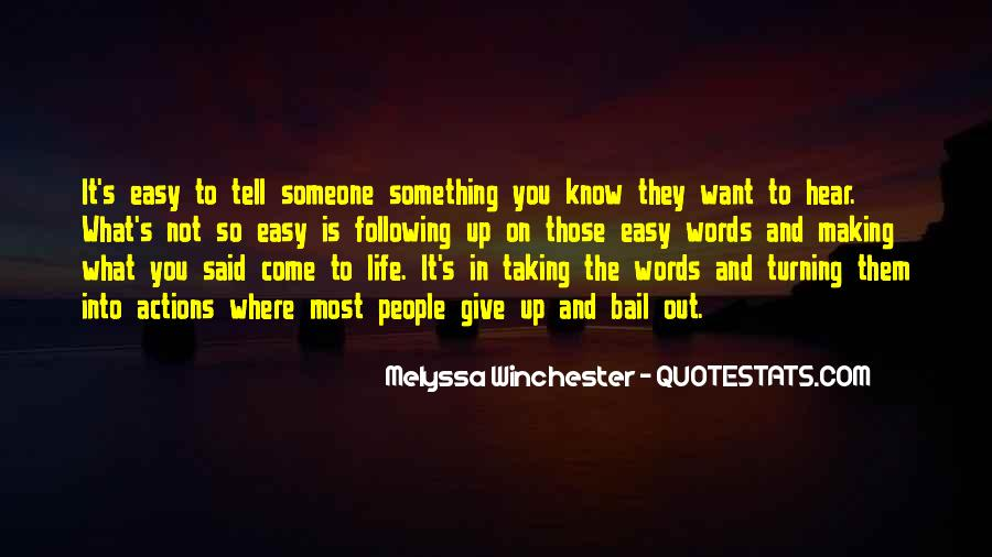 Quotes About Not Know What You Want #472780