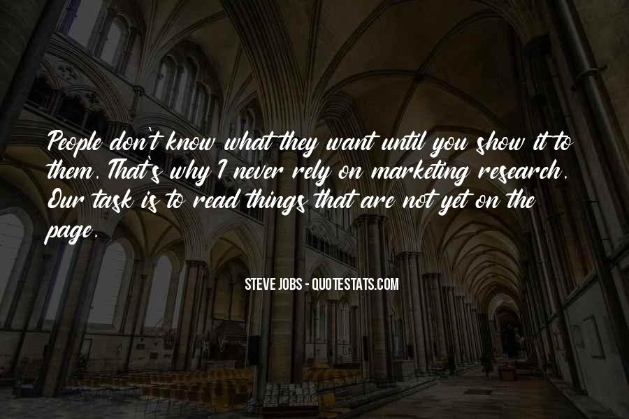 Quotes About Not Know What You Want #62023