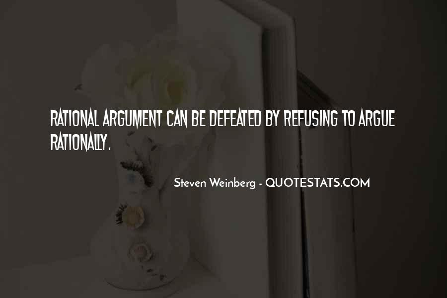 Quotes About Refusing To Be Defeated #1773738