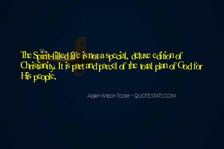 Quotes About Spirit Filled Life #1075704