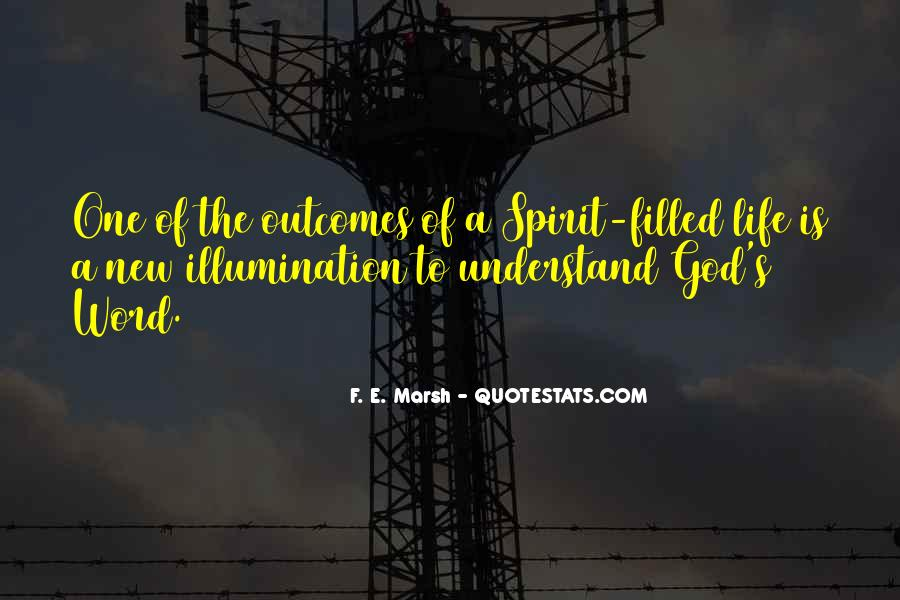 Quotes About Spirit Filled Life #1378814