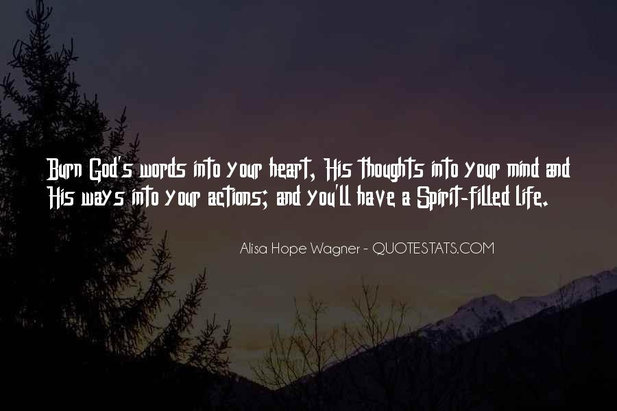 Quotes About Spirit Filled Life #988099