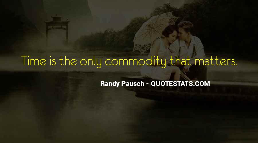 Quotes About Commodity #112075