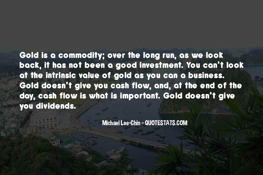 Quotes About Commodity #136210