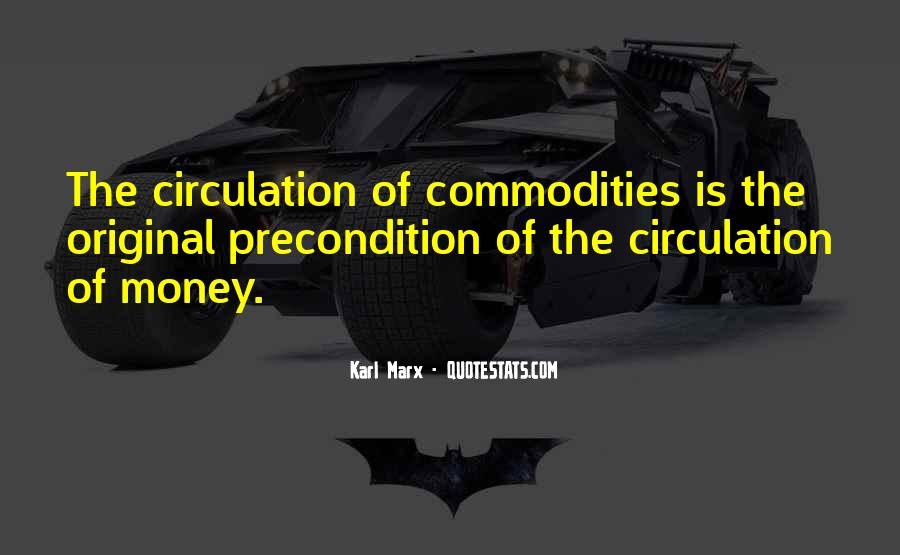 Quotes About Commodity #183461