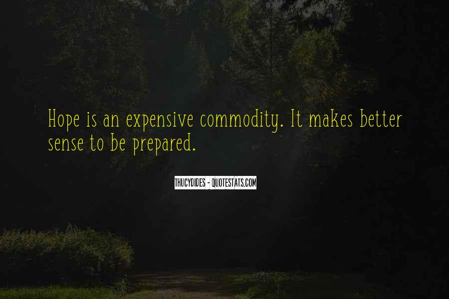 Quotes About Commodity #196057