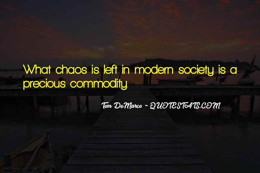 Quotes About Commodity #213837