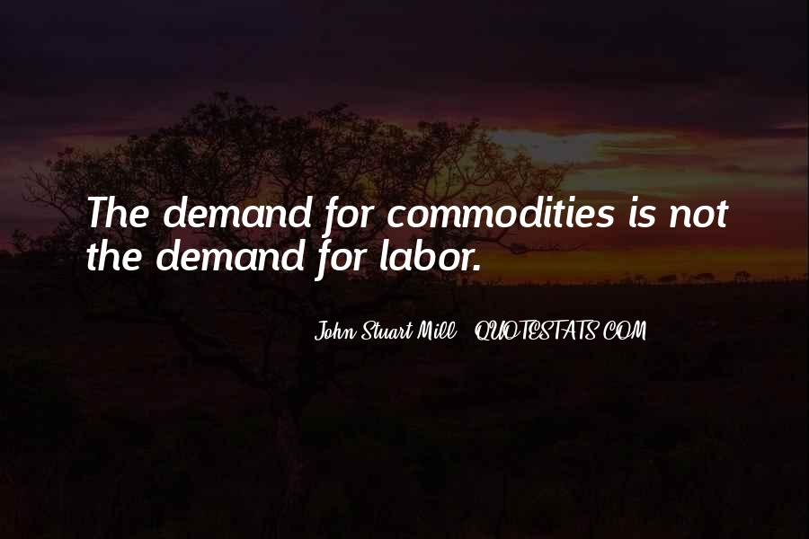 Quotes About Commodity #219256