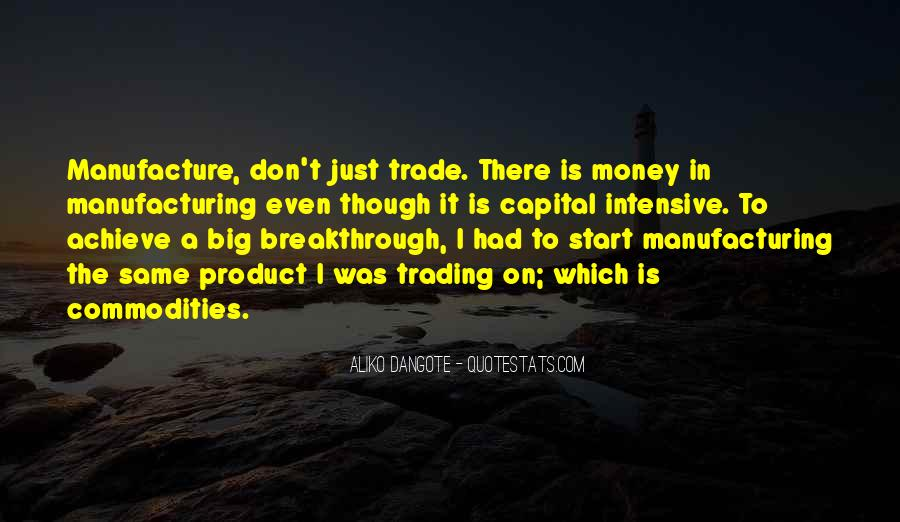 Quotes About Commodity #263165