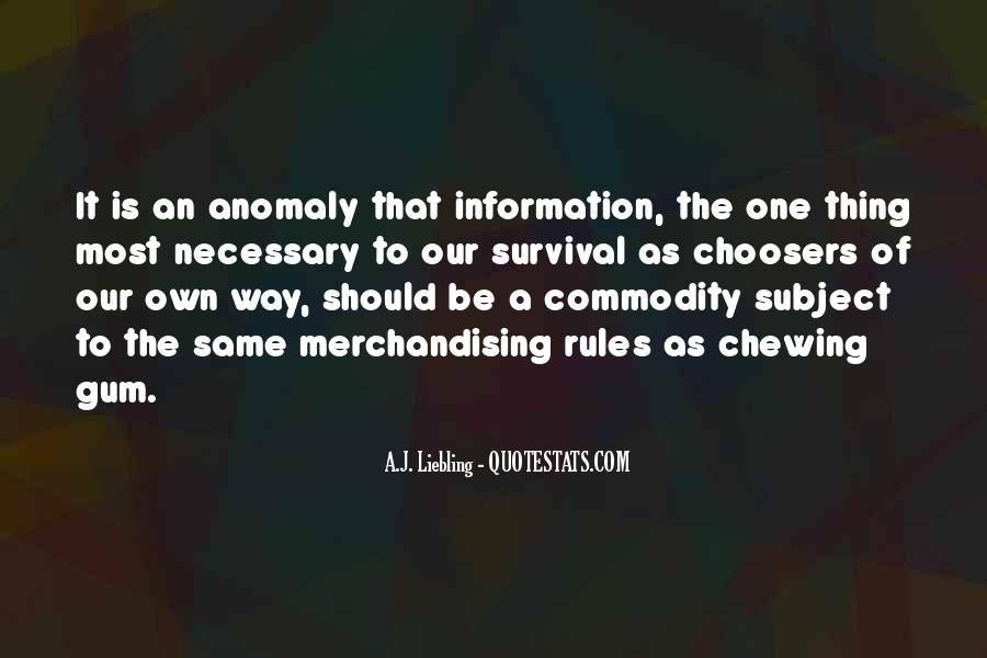 Quotes About Commodity #266924