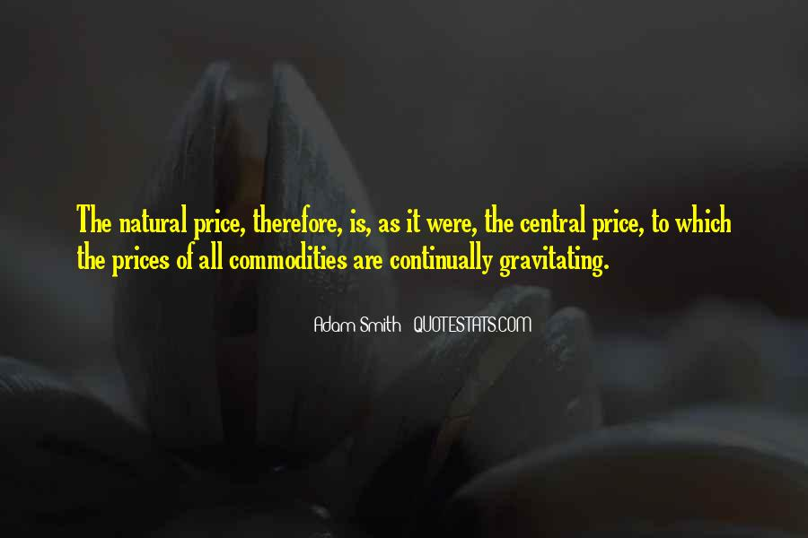 Quotes About Commodity #279703