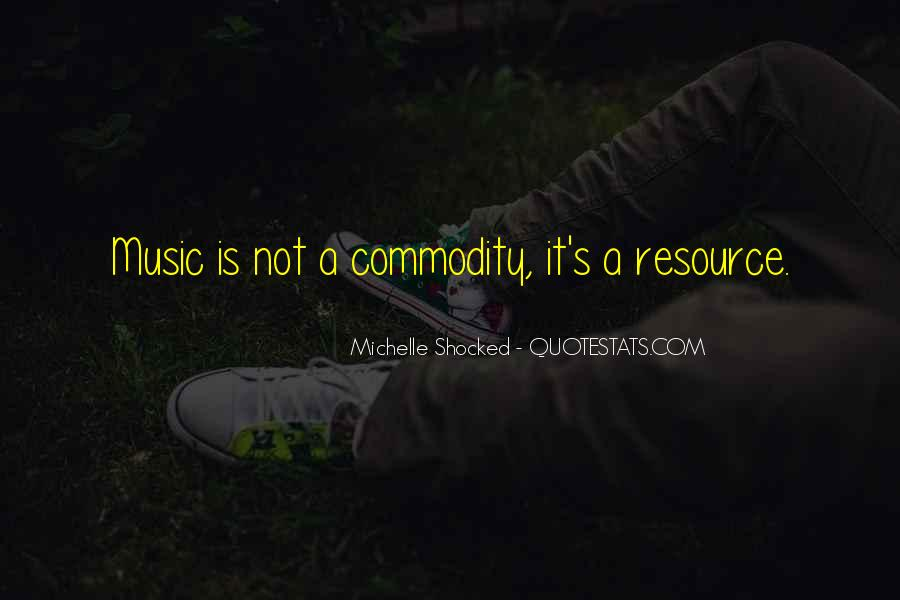 Quotes About Commodity #287725