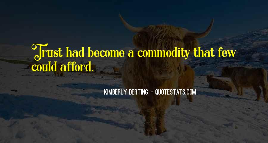 Quotes About Commodity #290199