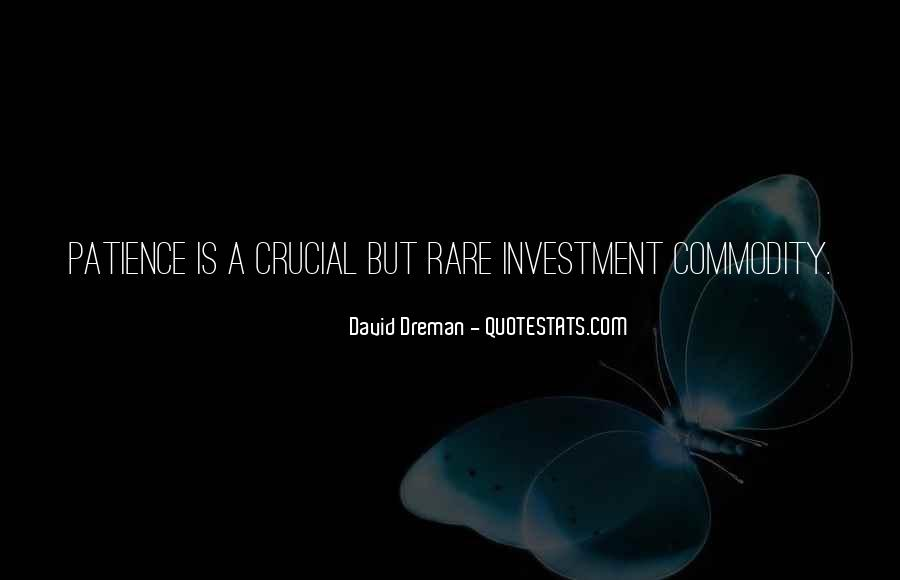 Quotes About Commodity #42342