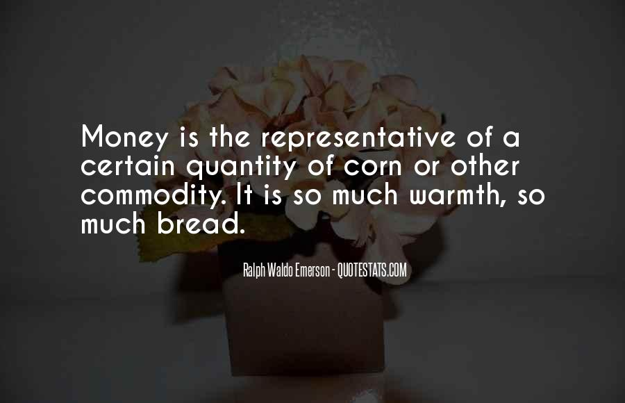 Quotes About Commodity #49522