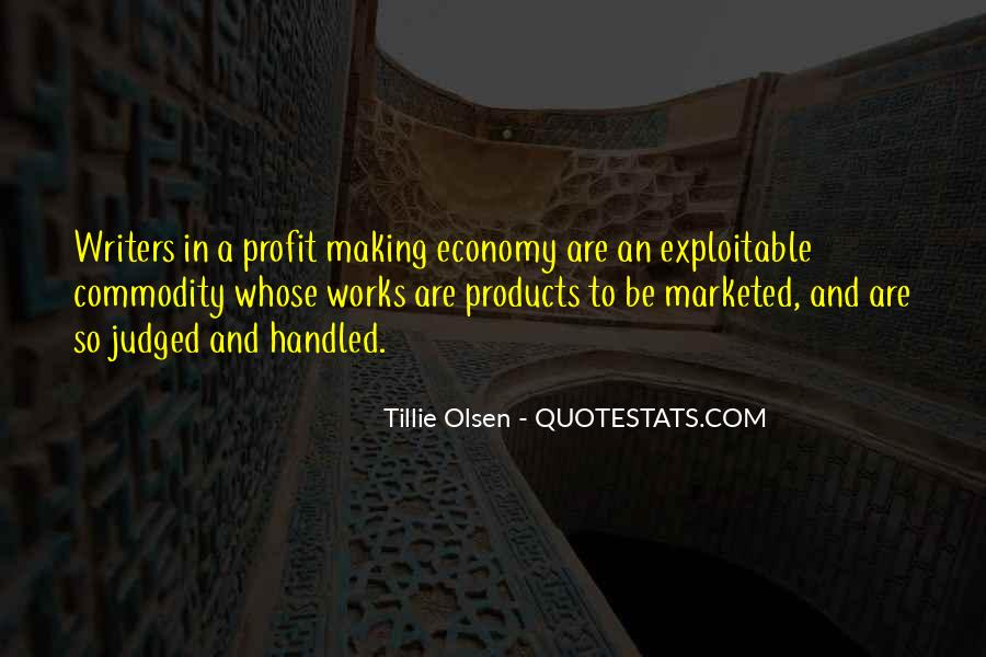 Quotes About Commodity #87543