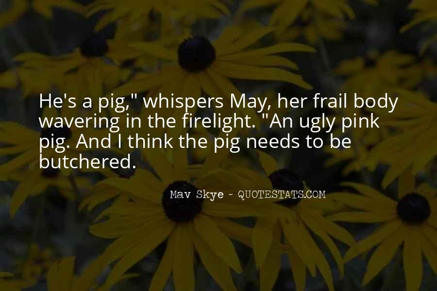 Quotes About Whispers #124296