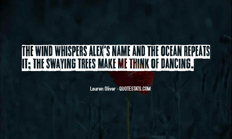 Quotes About Whispers #125000