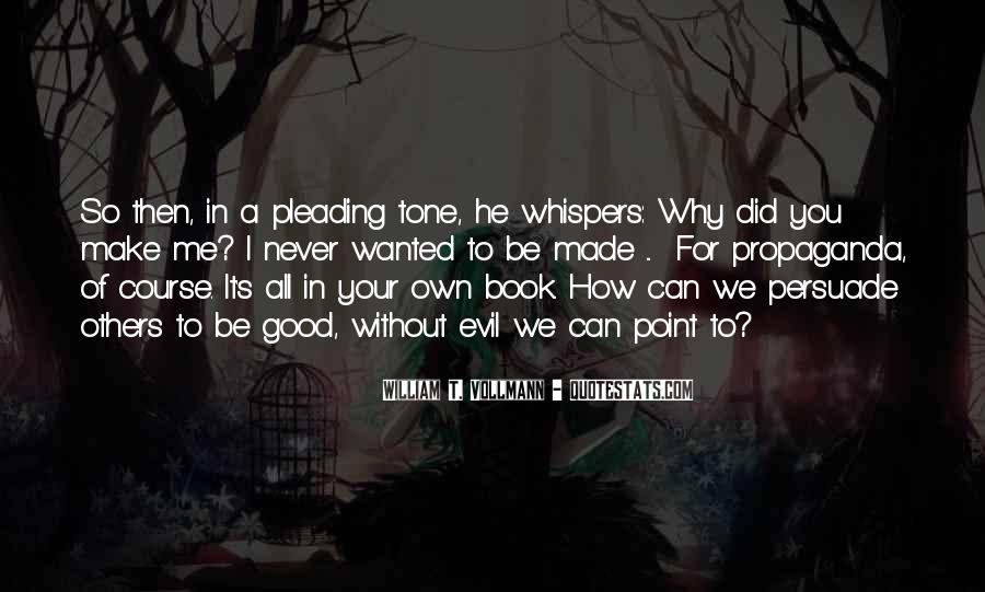 Quotes About Whispers #126290