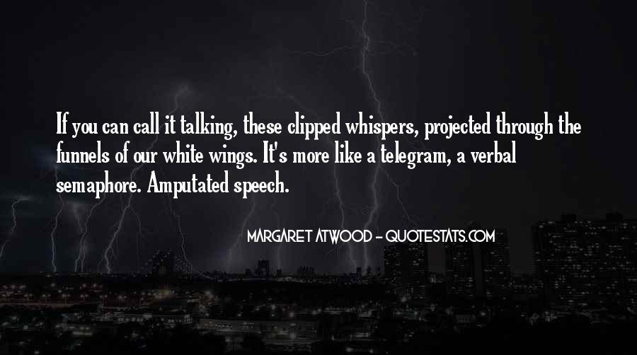 Quotes About Whispers #135568