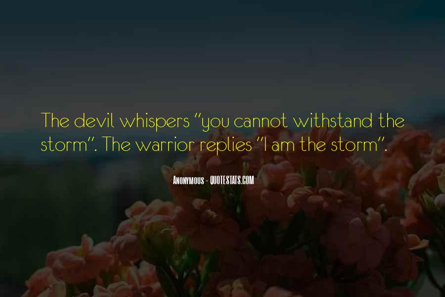 Quotes About Whispers #138623