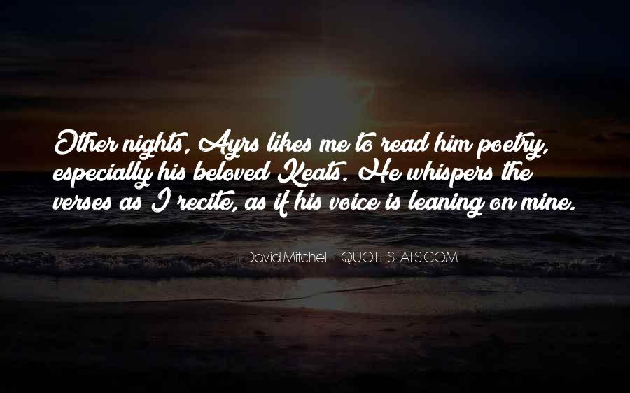 Quotes About Whispers #139790