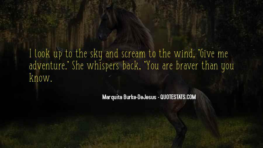 Quotes About Whispers #194453