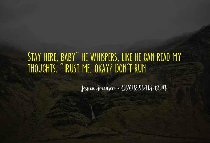 Quotes About Whispers #234295