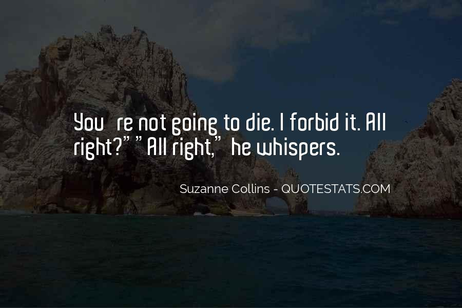 Quotes About Whispers #235334
