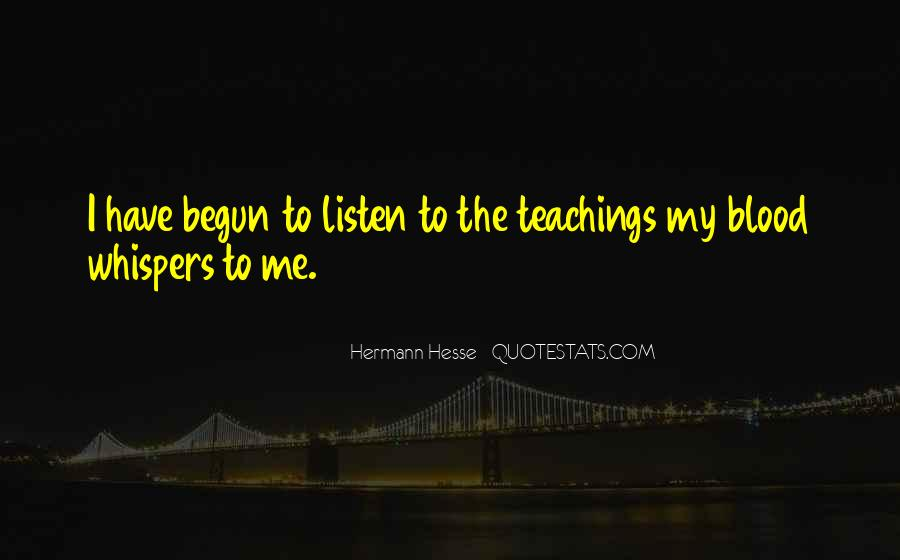 Quotes About Whispers #268835