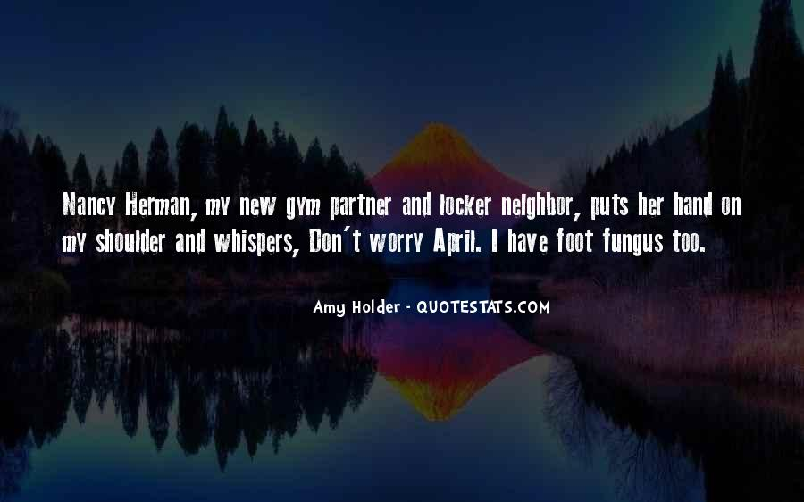Quotes About Whispers #37480