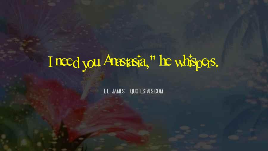Quotes About Whispers #7461