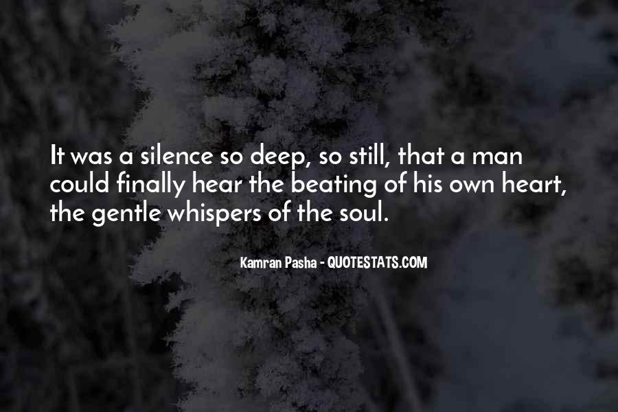 Quotes About Whispers #8400