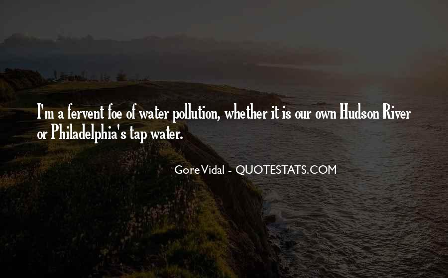 Quotes About The Hudson River #107518