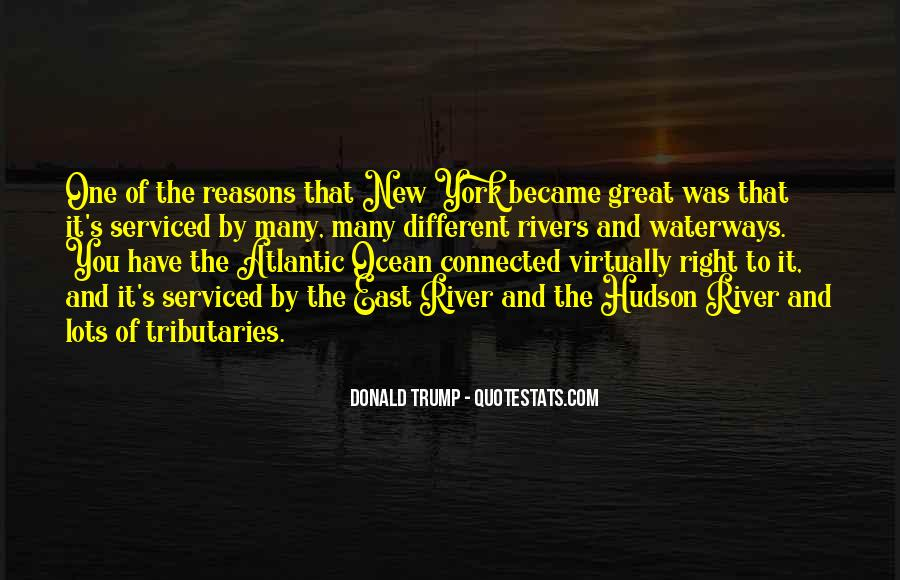 Quotes About The Hudson River #1192175